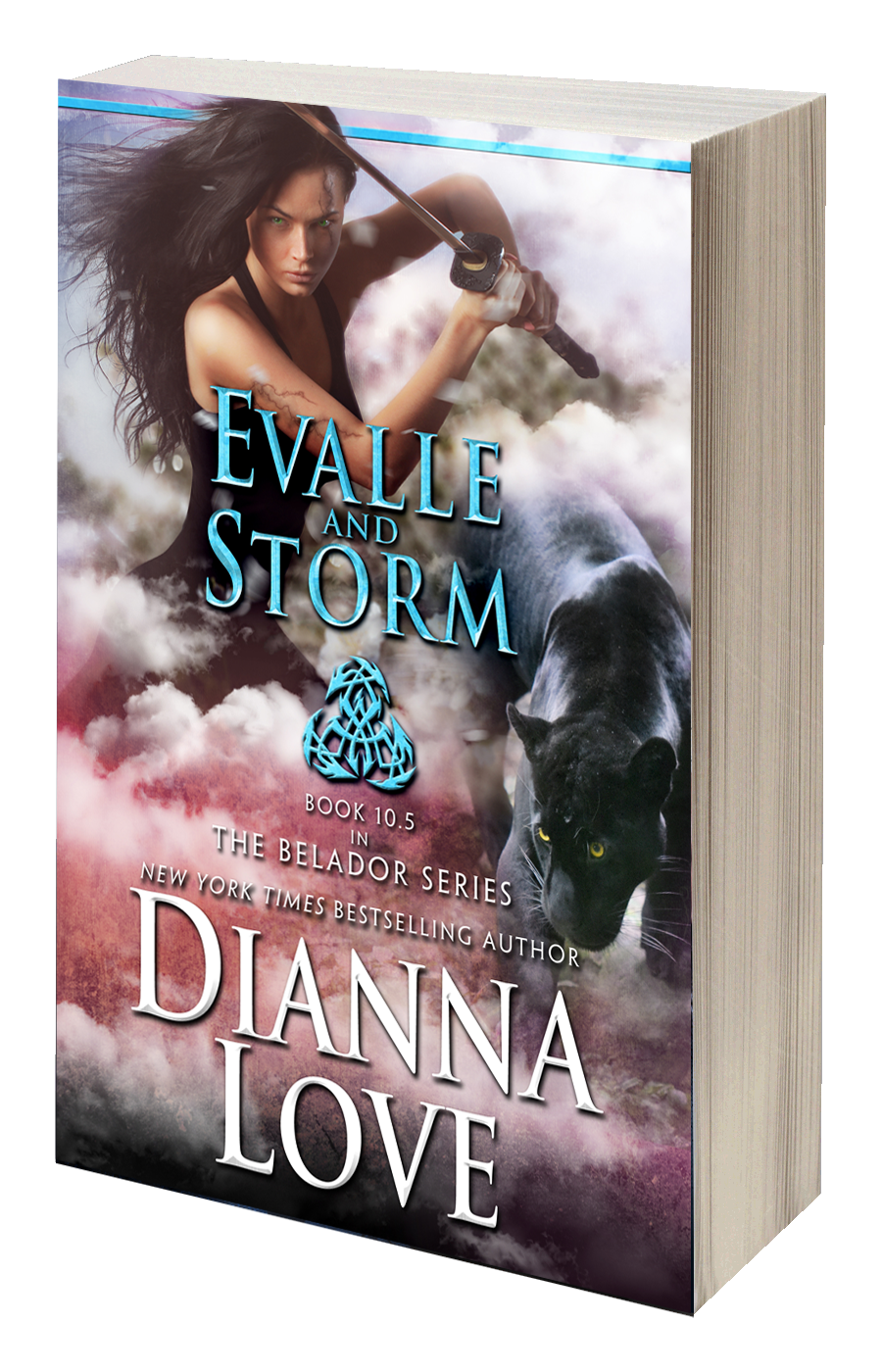 Evalle and Storm: Belador Book 11