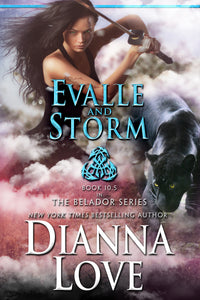 Evalle and Storm E-Book for $2 off