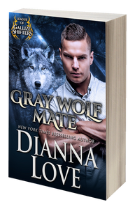 Gray Wolf Mate: League Of Gallize Shifters (1)
