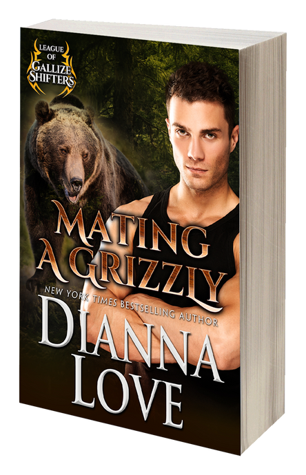 Mating A Grizzly: League Of Gallize Shifters