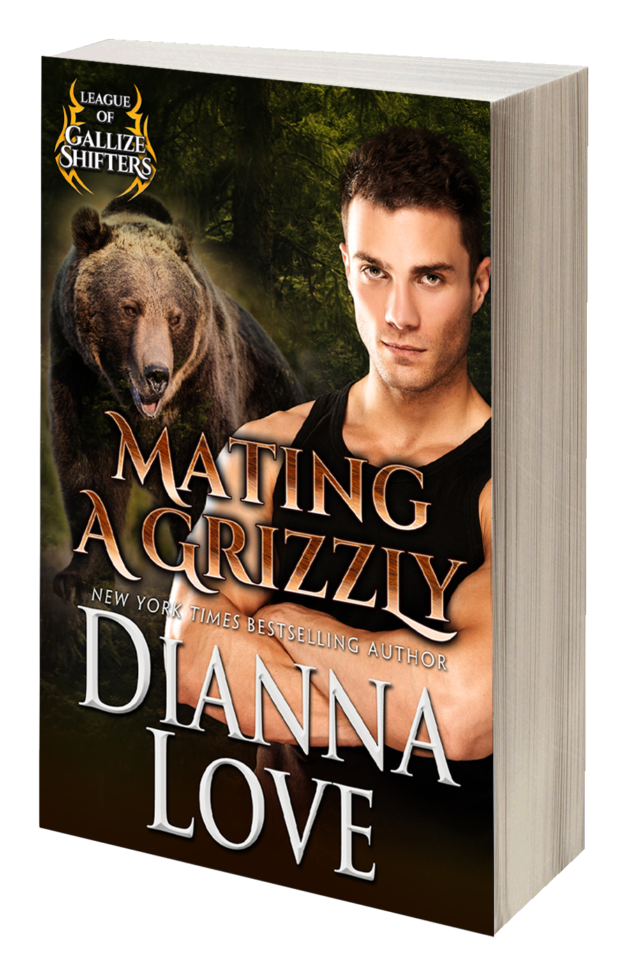 Mating A Grizzly: League Of Gallize Shifters book 2