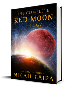 The Complete Red Moon Trilogy Hardback