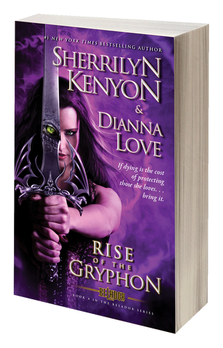 Rise Of The Gryphon: Belador Book 4