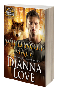 Wild Wolf Mate: League of Gallize Shifters book 5
