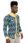 Adex African wax Shirt