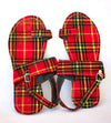 Maasai Leather African sandal Unisex