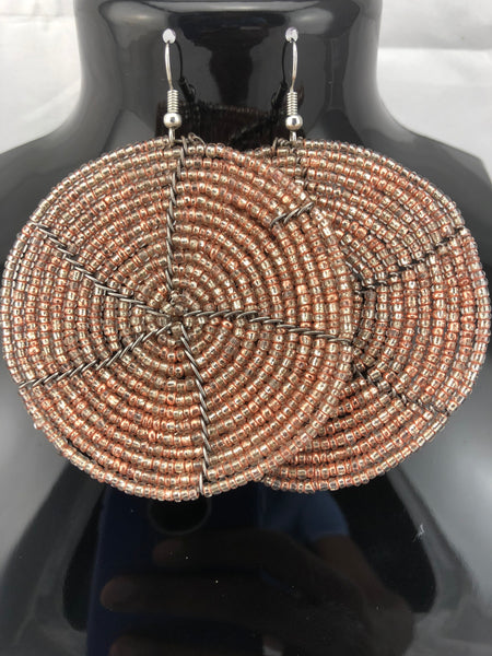 Neema African Maasai Beaded Earring
