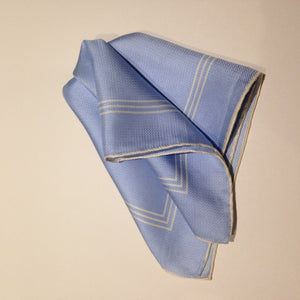 Edward Silk Pocket Square