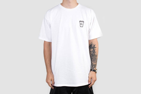 OLI CLOTHING - Down the Alley - White