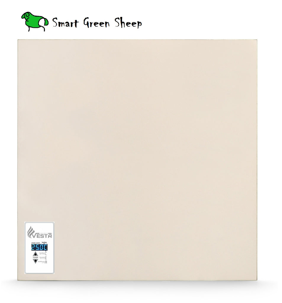 WHY BUY Ceramic Panel Heaters from Smart Green Sheep