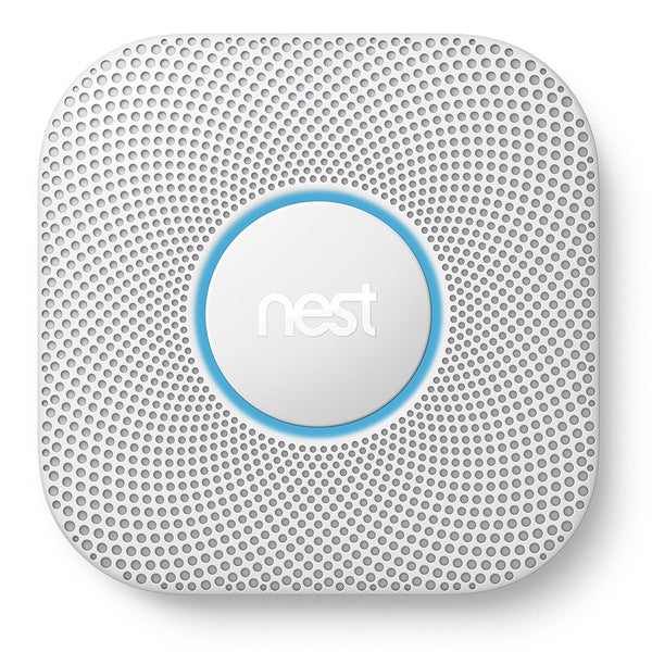 NEST Protect 2nd Generation Smoke and Carbon Monoxide Alarm - Battery operated