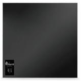 ECO-PRO 500 BLACK Low Energy Ceramic Panel Heater by Vesta Energy