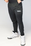 Primitive Gym Performance Bottoms Black