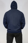 Caveman Pullover Navy Blue & Yellow. Sizes Upto 5XL