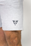 Primitive Gym Campus Shorts Heather Grey