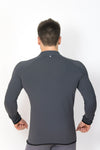 Primitive Gym Slim Fit Sweat Top Charcoal