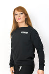 Primitive Gym Lounge Sweat Top Black