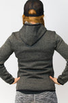 Ladies Primitive Fleece Jacket