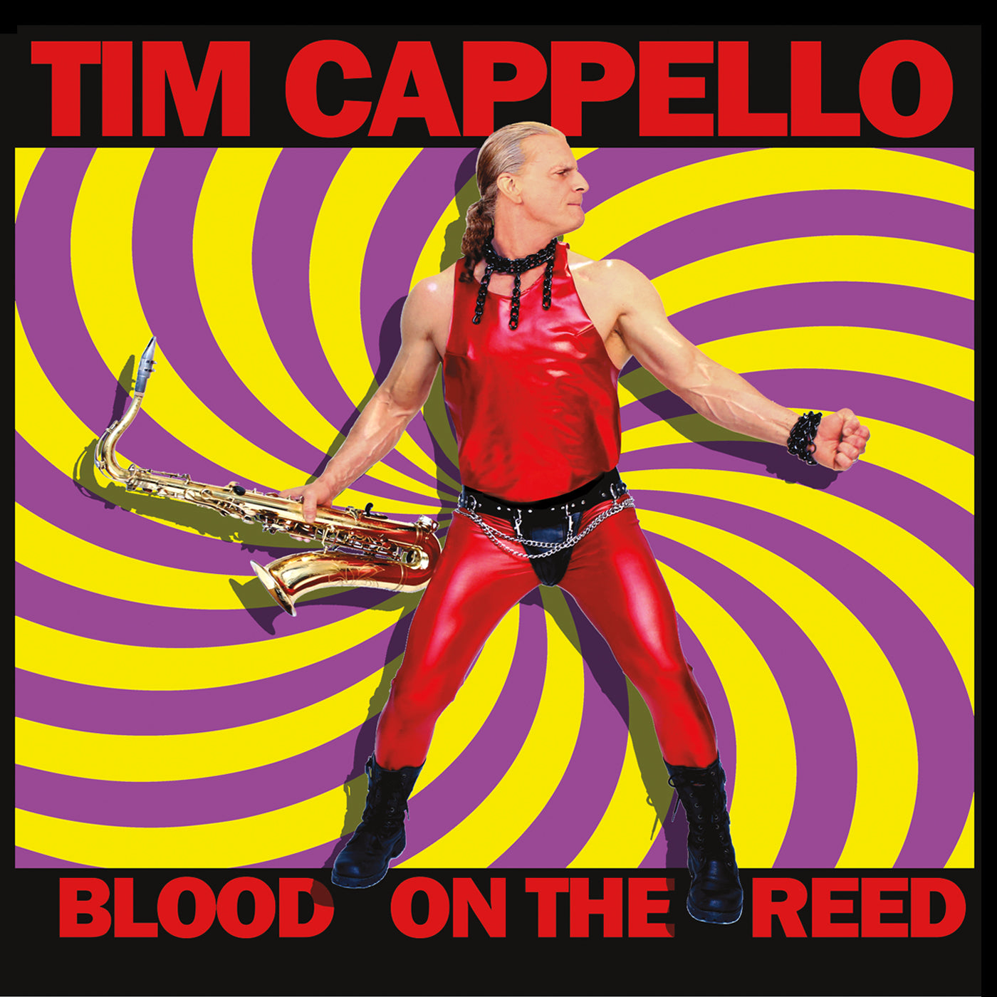 Blood On The Reed MP3 Album