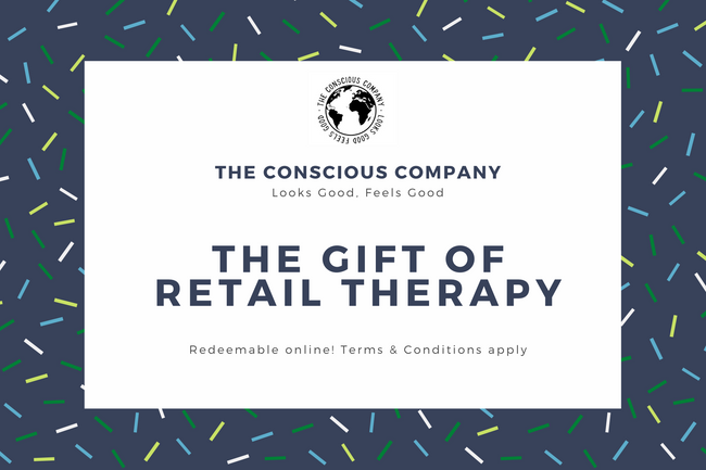 E-Card: The Gift of Retail Therapy
