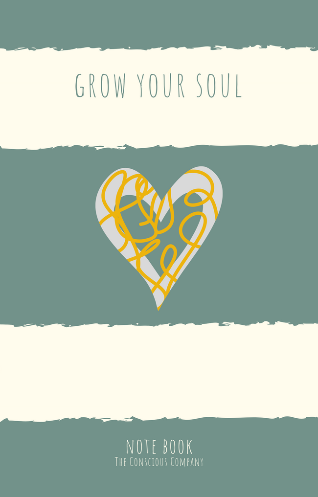 Grow your Soul Notebook