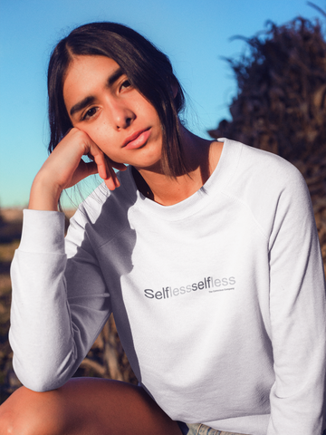 Organic Less Self Sweatshirt