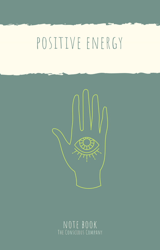 Positive Energy Notebook
