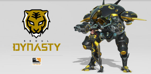 Seoul Dynasty featuring DVA in Seoul Dynasty Jersey