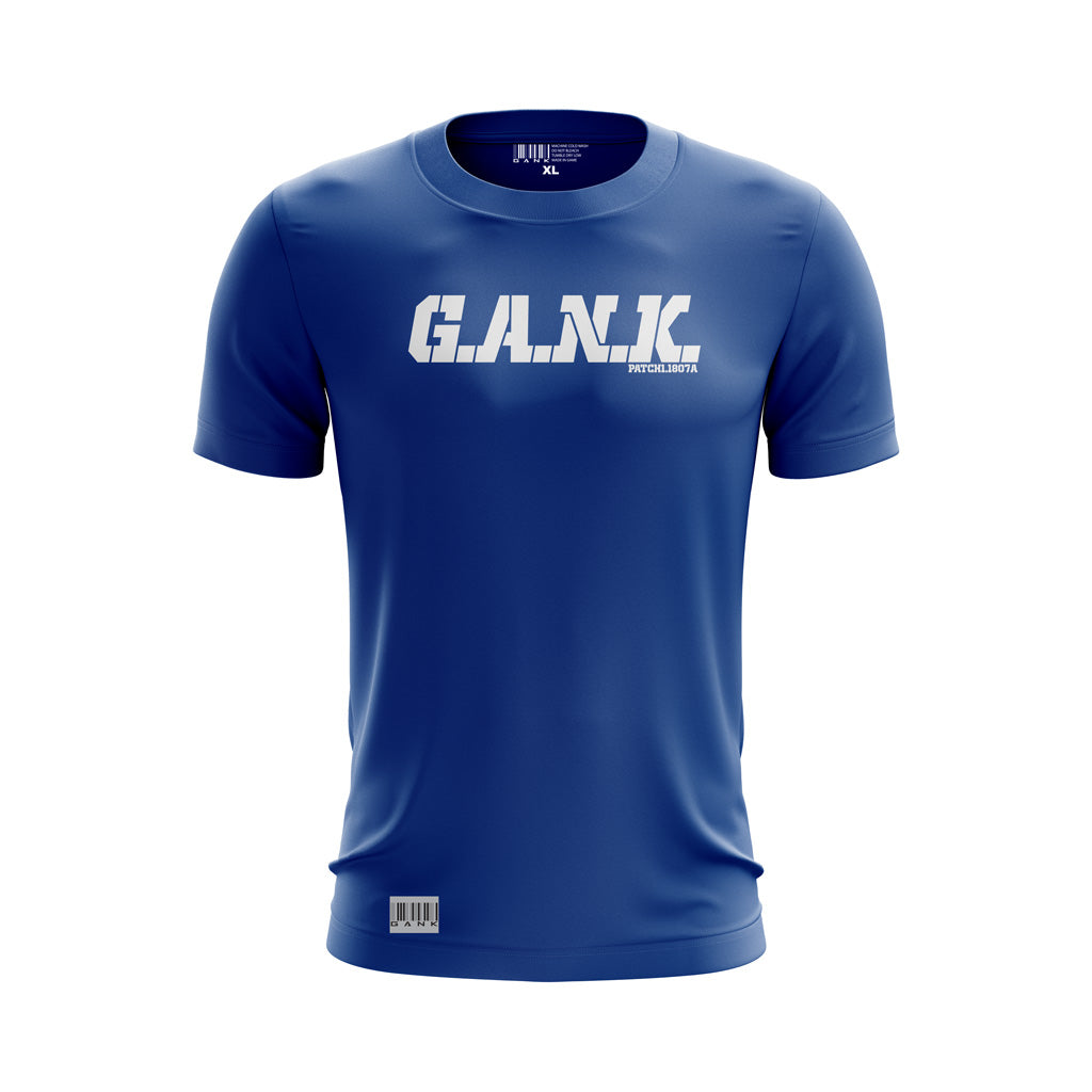 GANK PATCH.1 DPS - ROYAL BLUE