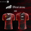 YOODO GANK OFFICIAL JERSEY (CUSTOM)