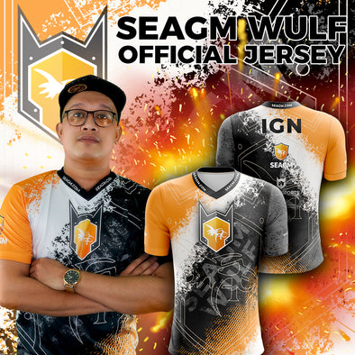 SEAGM WULF OFFICIAL JERSEY