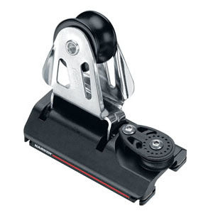 Harken G272B MR 27mm 2-1 CB Genoa Lead Car w/Sheave