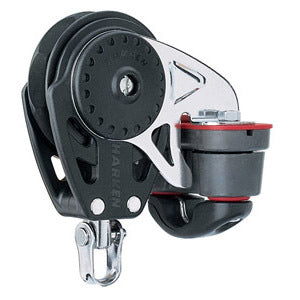 Harken 2683 75mm Carbo Ratchamatic w/Cam Cleat