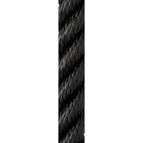 New England Ropes 3/8in (10mm) Nylon 3-Strand Dock Line