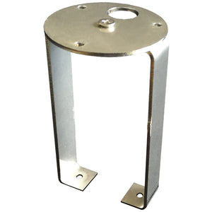 OGM Q Series Top Mount 4in bracket, Stainless Steel