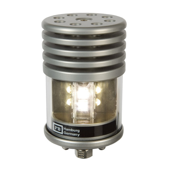 Peters Bey LED 5nm Steaming Navigation Light - Silver