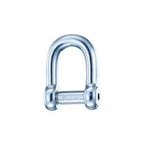 Wichard Stainless Allen Head D-Shackle 6mm - 1/4in