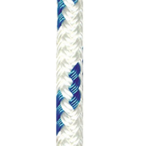 FSE Robline 1/2in (12mm) Orion 300 Rope White/Blue - Full 492ft Spool