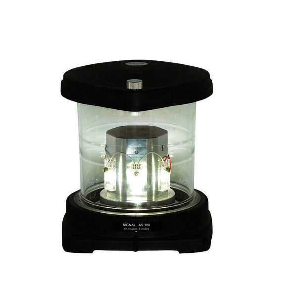 Peters Bey LED 780 White Signal Light - 24v