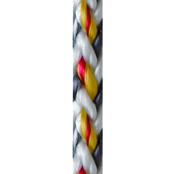 New England Ropes 5/16in (8mm) Salsa Line Gray