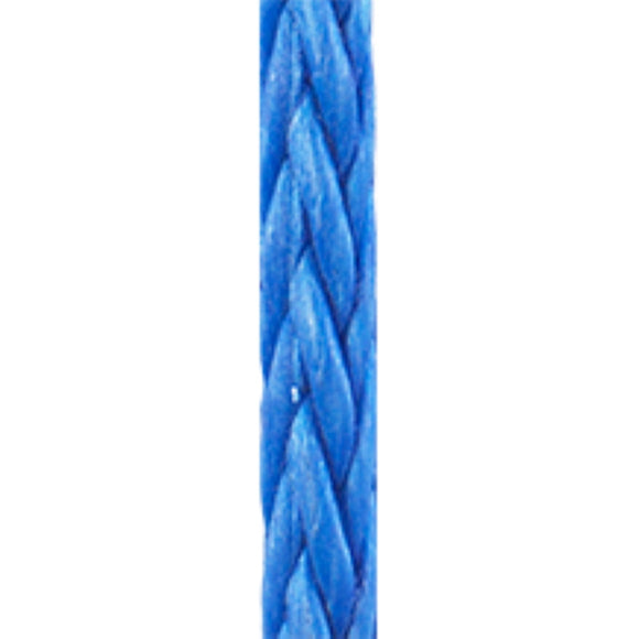 New England Ropes 5/16in (8mm) HTS-78 Blue