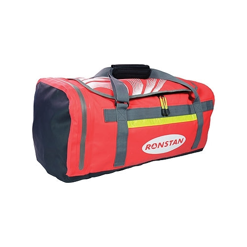 Ronstan Weatherproof Crew Bag PVC Red and Black