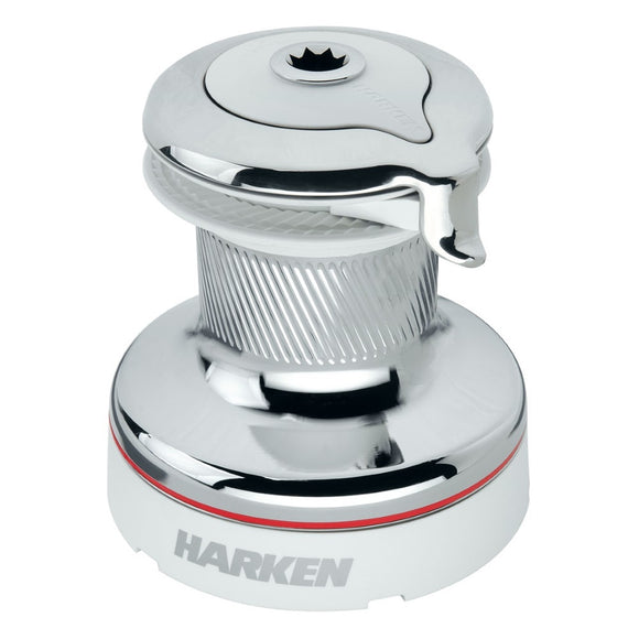 Harken 50.2STCW 50 Self-Tailing Radial White Winch - 2 Speed
