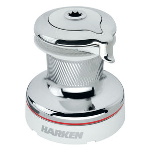 Harken 70.3STCW 70 Self-Tailing Radial White Winch - 3 Speed