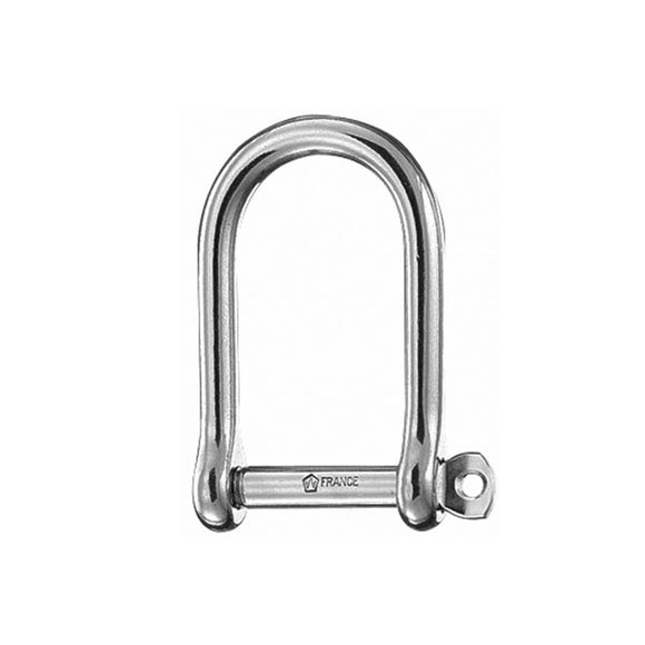 Wichard Stainless Self Locking Large Opening Shackle 5mm - 3/16in