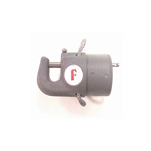 Forespar UTR-300-EF Composite Jaw End for 3in Pole