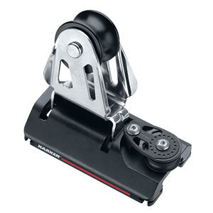 Harken G222B SB 22mm 2-1 CB Genoa Lead Car w/Sheave