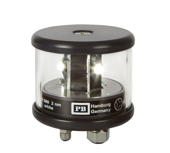Peters Bey LED Anchor Navigation Light - Black