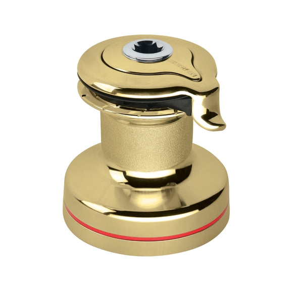 Harken 40-2 Speed Self Tailing Polished Bronze Winch