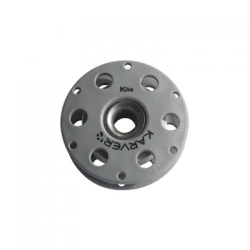 Karver KB6 Grey Round Block